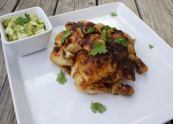 Guest Post: Pampered Paleo Fiesta Chicken - Real Food with Dana
