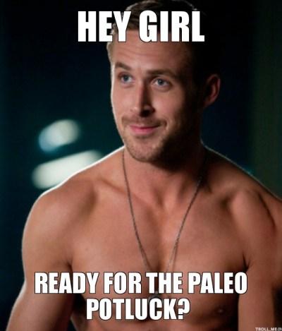 Hey Girl Paleo Potluck