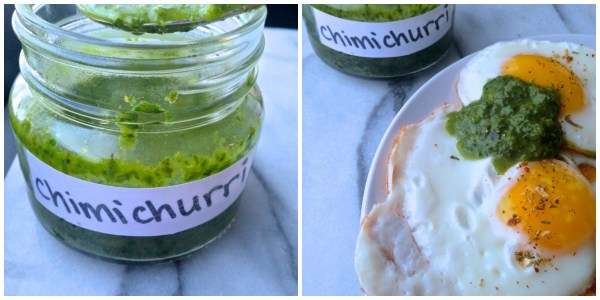 Chimichurri Sauce - Real Food with Dana