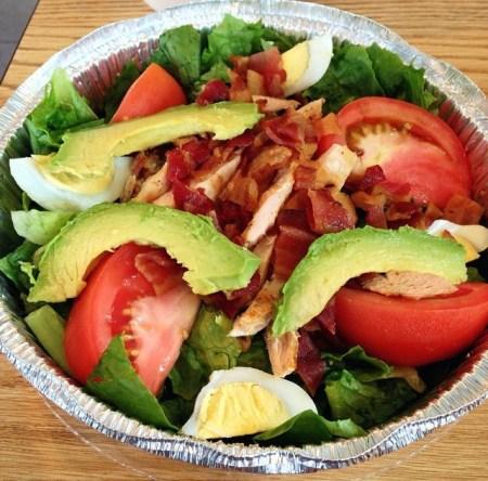 Whole30 Restaurant Food - Cobb Salad NJ