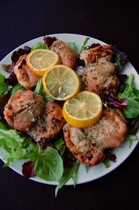 Easy Baked Chicken Thighs - Real Food with Dana