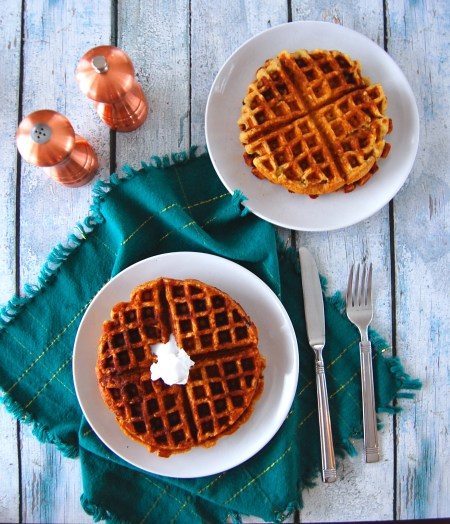 Paleo Plantain Waffles - Real Food with Dana