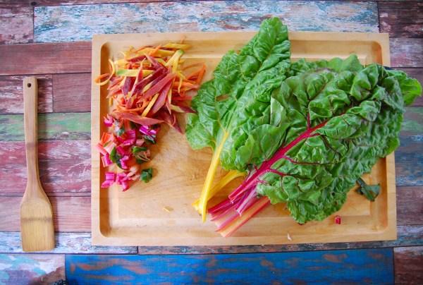 How to: Chiffonade Greens - Real Food with Dana