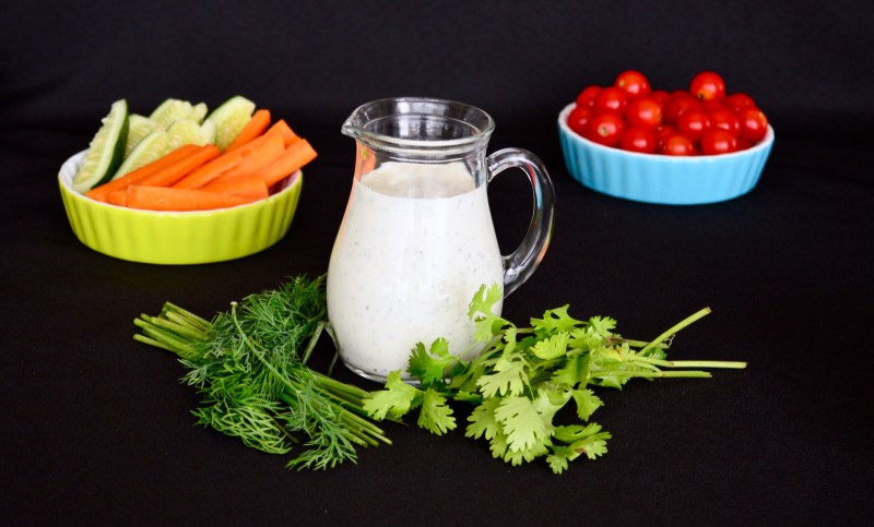 Paleo Ranch Dressing - Real Food with Dana