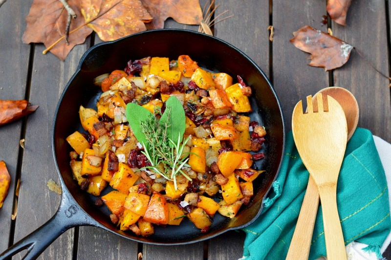 Butternut Squash Stuffing | Real Food with Dana