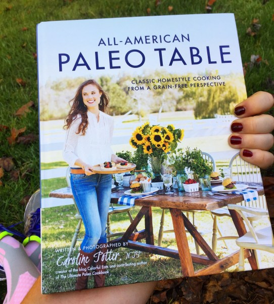 All-American Paleo Table Review | Real Food with Dana