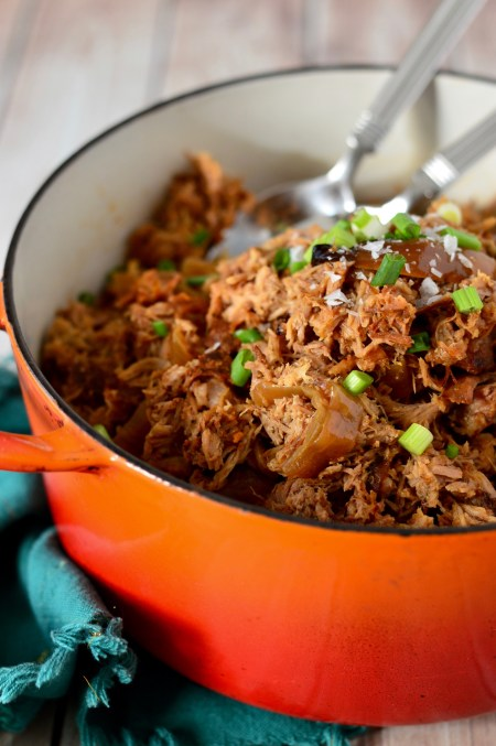 Smoky Slow Cooker BBQ Pulled Pork | Real Food with Dana