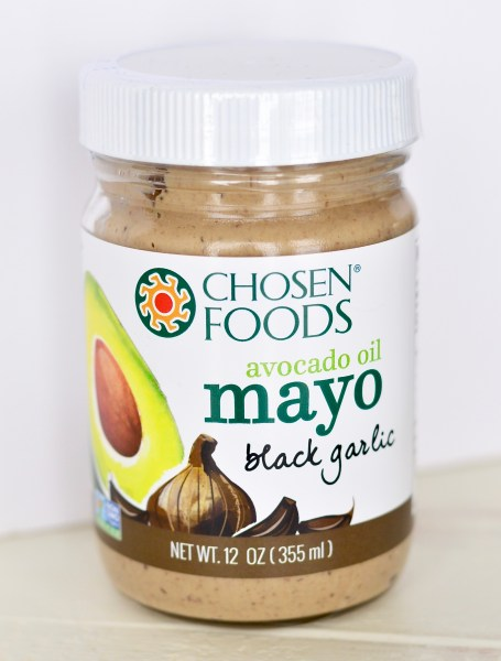 Chosen Foods Black Garlic Avocado Oil Mayo