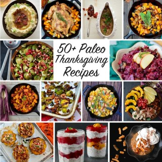 50+ Paleo Thanksgiving Recipe Ideas | Real Food with Dana
