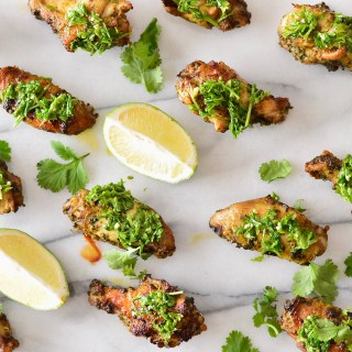 Chili Lime Chicken Wings
