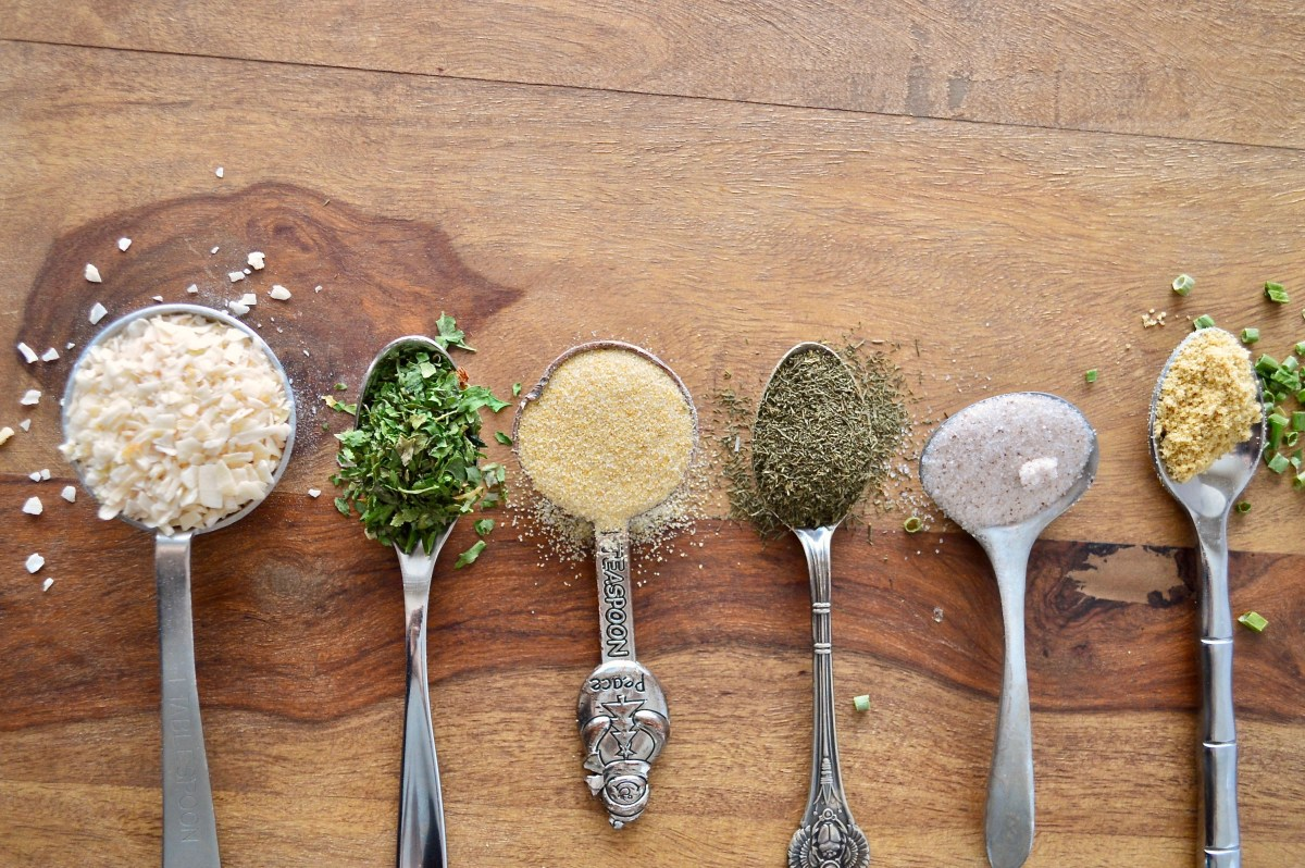 Homemade Paleo Ranch Seasoning