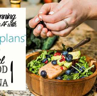 Whole30 Meal Planning Made Easy AF with Real Plans