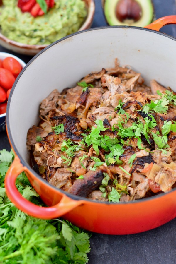 Slow Cooker Carnitas {Whole30} | Real Food with Dana