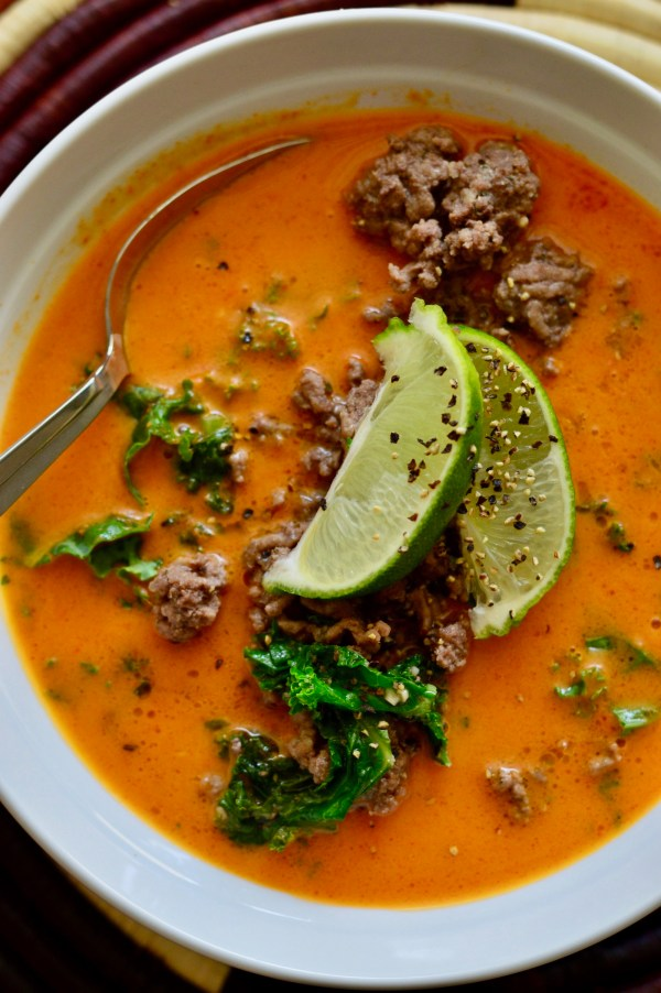The Easiest Paleo Thai Red Curry | Real Food with Dana