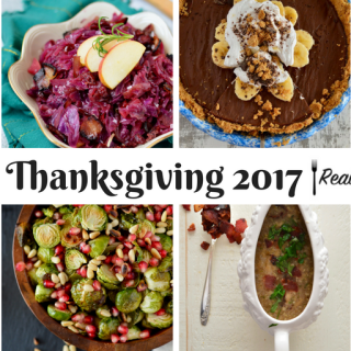 My Paleo Thanksgiving 2017: Tell me what you're making this year!