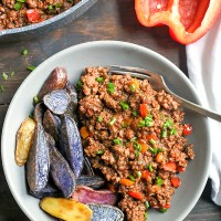 Sloppy Joes - Paleo & Whole30