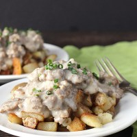 Paleo Whole30 Sausage Gravy