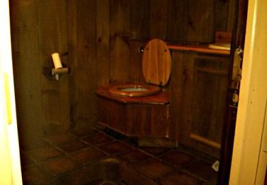 Outhouse Bathroom Ideas