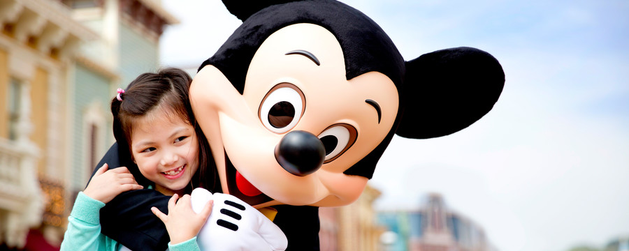 上海迪士尼乐园2016年6月16日盛大开幕