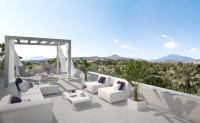 New modern luxury penthouse with large terrace in Cataleya ...