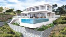 Modern Villa In Los Flamingos Golf Resort Benahavis