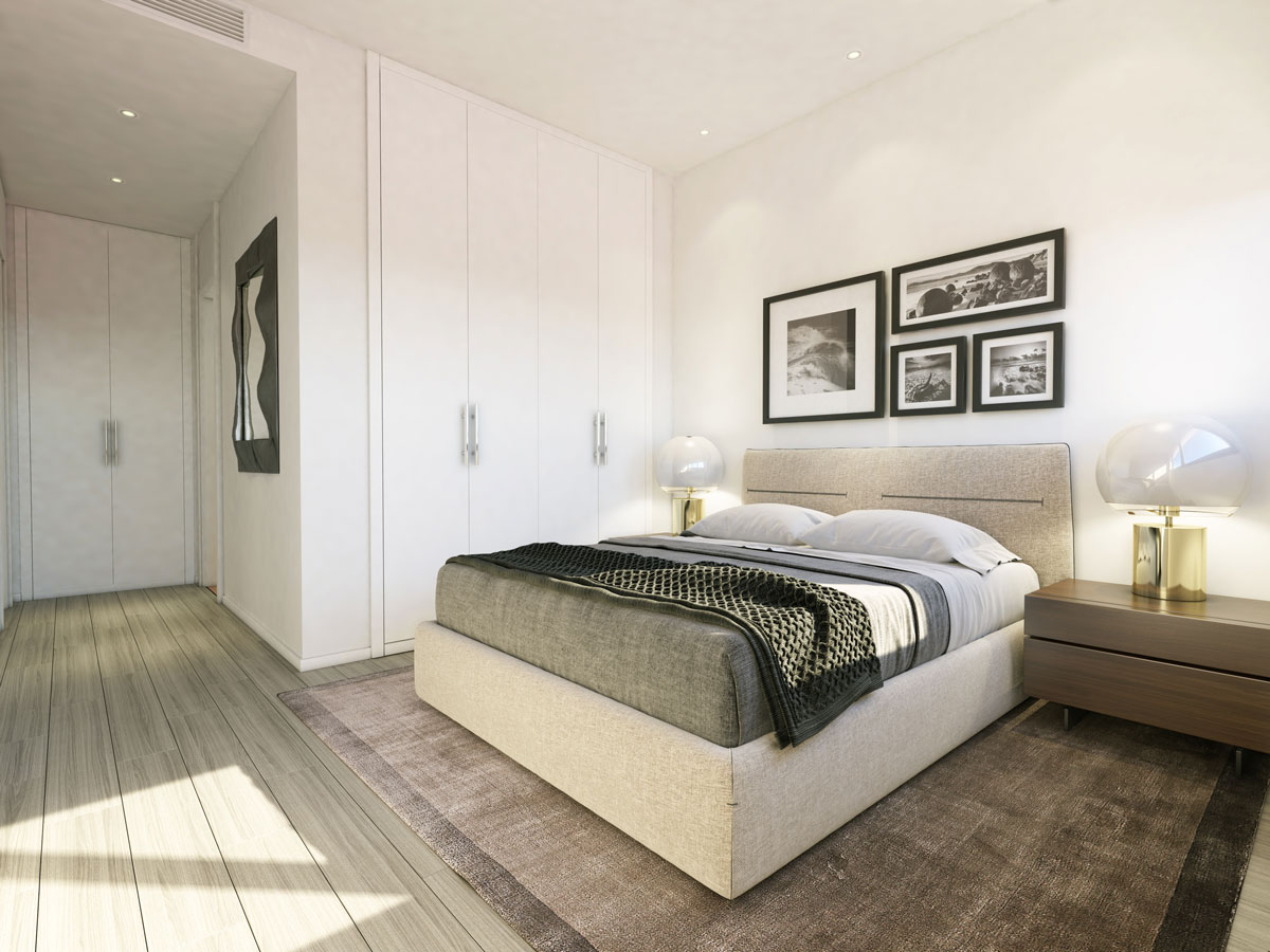 Le Mirage new 4 bedroom townhouse for sale in Estepona