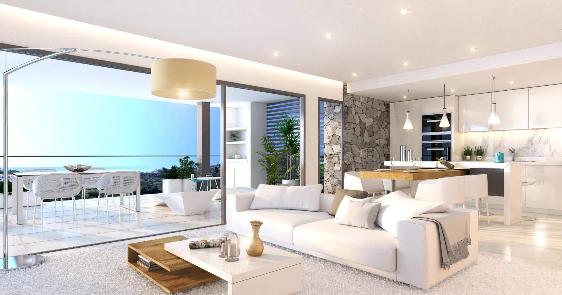 Agora Apartments New Golden Mile Estepona  Realista