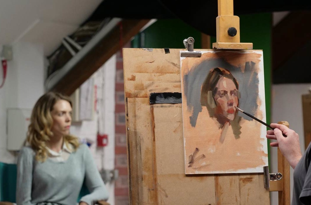 Life Drawing and Portraiture