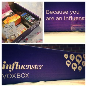 Influenster VoxBox!