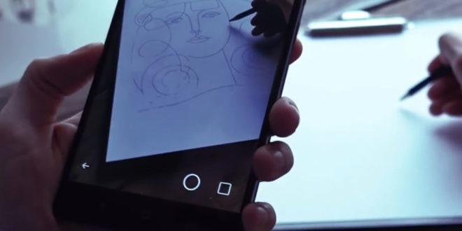 SketchAR appli realitée augmentée apprendre dessiner