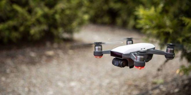 Drone Quadricoptère