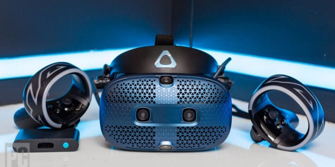 Casque VR - HTC Vive Cosmos