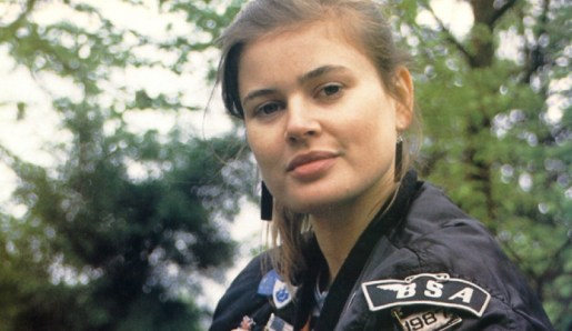 Sophie Aldred in Ace in Doctor Who