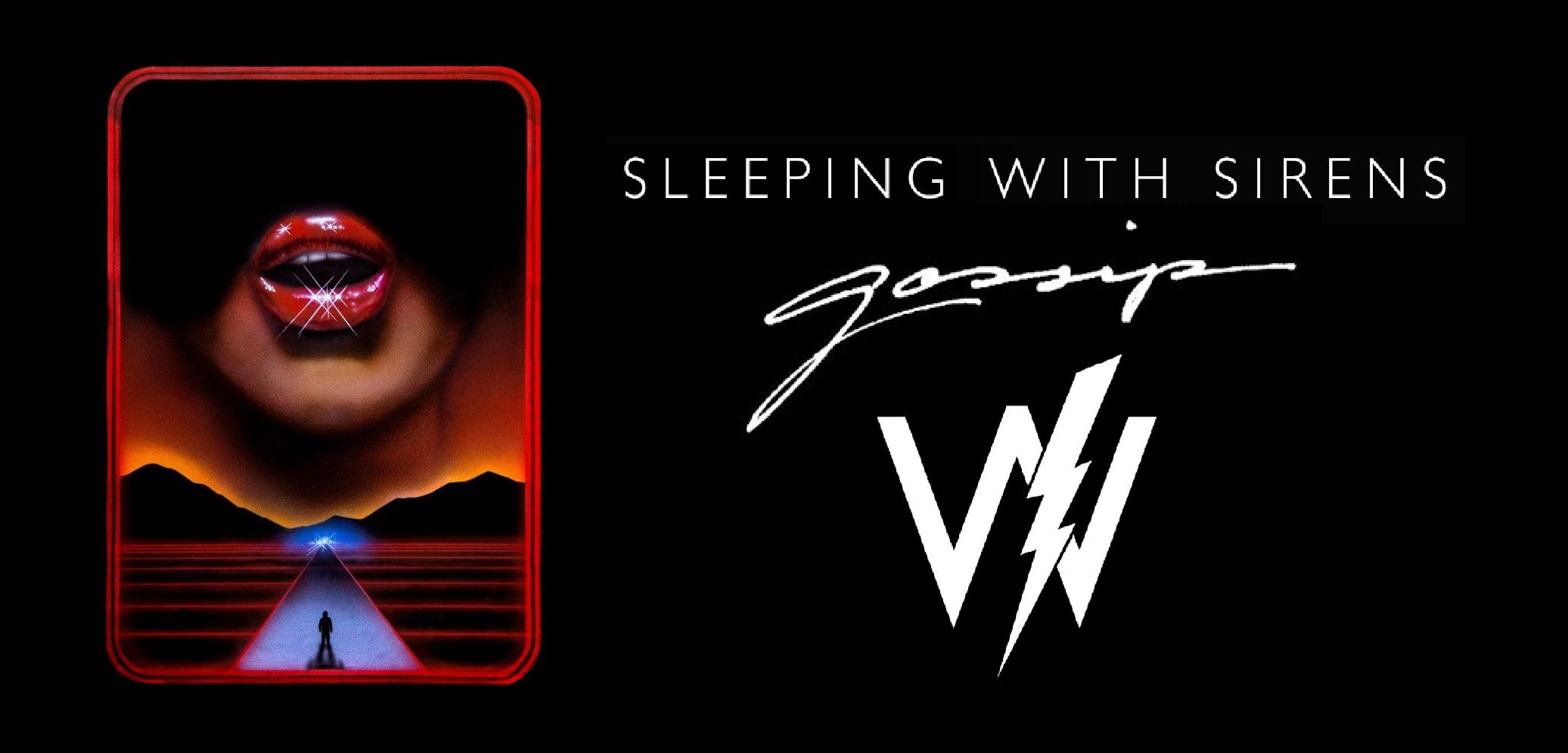 sleeping with sirens gossip