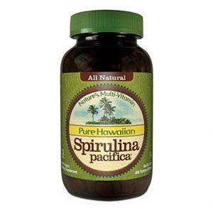 Spirulina PURE HAWAIIAN ORGANIC NON-GMO