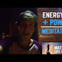 MATRIX LIFE HACK #3 – Alignment with SELF & Instantly Increase Energy 🔥( POWER MEDITATION )