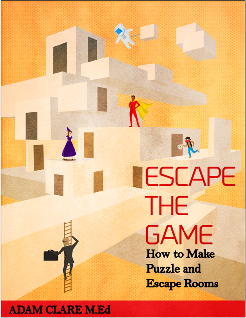 Escape the Game: how to make escape rooms