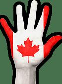 Canadahandflag