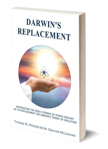 Darwin's Replacement - Book Cover