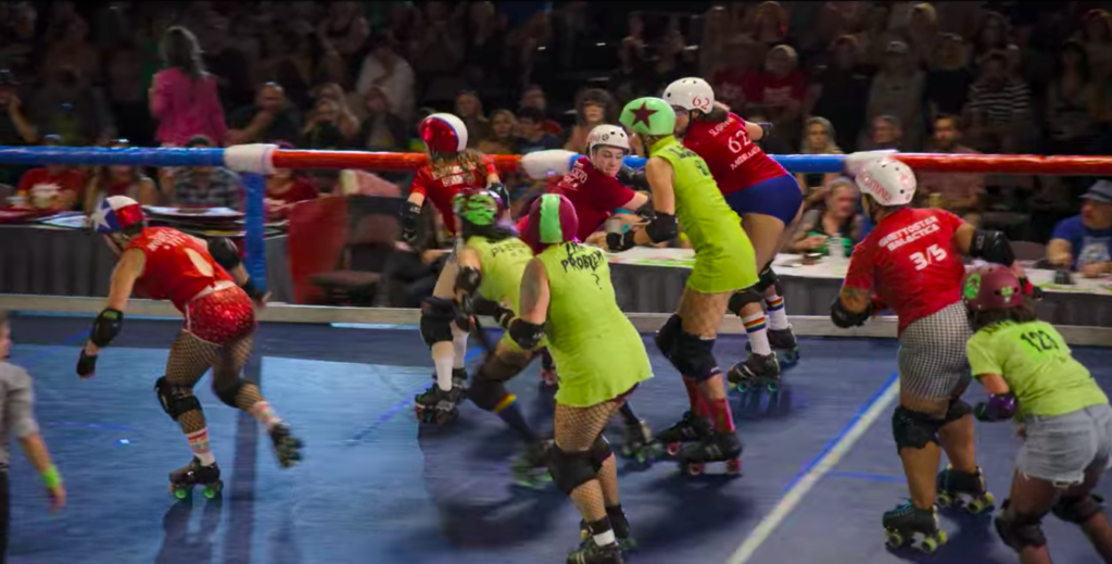 Home Game on Netflix: Meet the Texas Roller Derby teams from episode 4