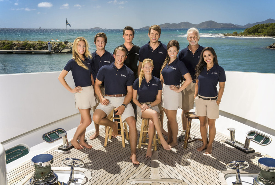 Season 2 Of Below Deck Premiers August 12 Reality TV Game Show Talk Show