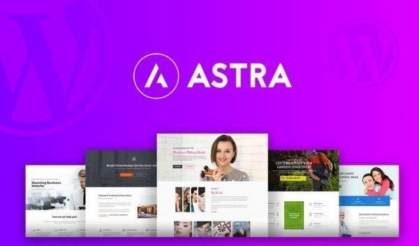 How to install wordpress astra theme