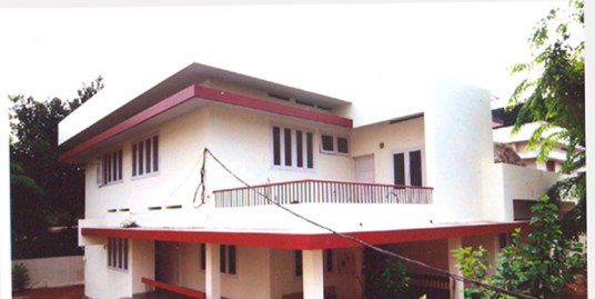 POSH HOUSE FOR SALE AT TRIVANDRUM