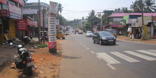 SHOPPING COMPLEX FOR SALE AT THRISSUR CORPORATION