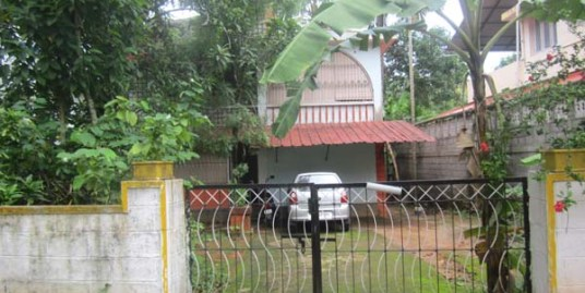 Land and House for sale at Mulamkunnathukavu