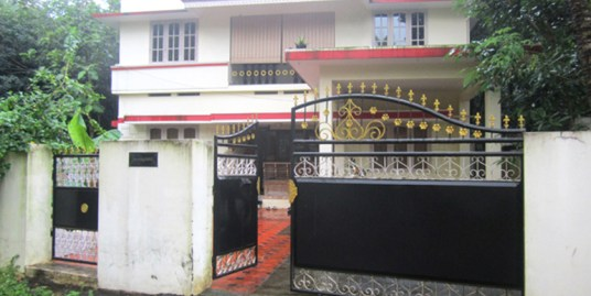 Villa for sale at Trivandrum Dist.