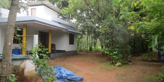 Land for sale at Thrissur Dist.