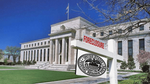 Treasury To Foreclose Federal Reserve System?
