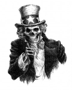 Good morning Mr. President: Uncle Sam is dead broke and there isn't a darn thing you can do about it