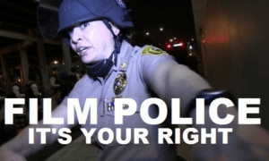 Supreme Court rules cops can be filmed